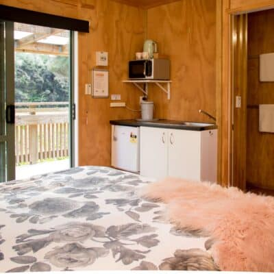 Eco Studio, Russell Orongo Bay Holiday Park