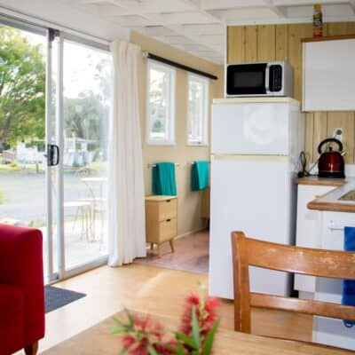 Affordable Bach Accommodation, Russell - Orongo Bay Holiday Park