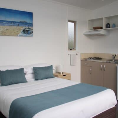 Bay View Studio, Russell Orongo Bay Holiday Park