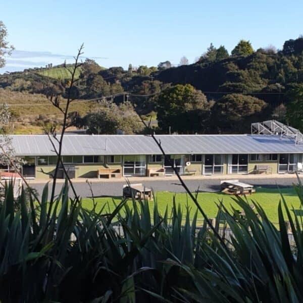 Budget group accommodation