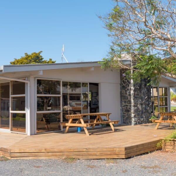 The Lodge, Russell Orongo Bay Holiday Park