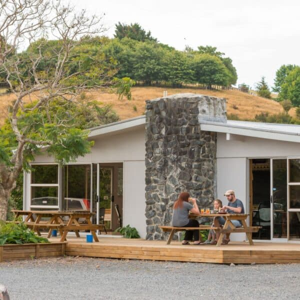 The Lodge, Budget Group Accommodation, Russell Orongo Bay Holiday Park