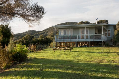 Holiday House, Russell Orongo Bay Holiday Park