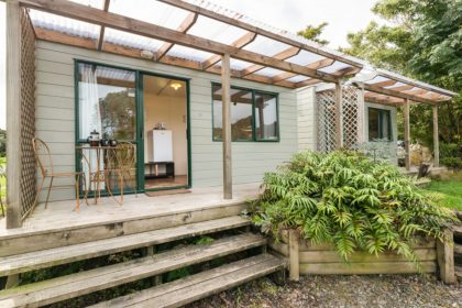 Affordable Cabin Accommodation, Russell - Orongo Bay Holiday Park