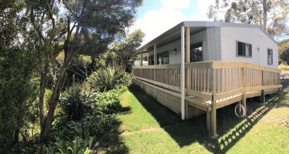 Family Bungalow, Russell Orongo Bay Holiday Park