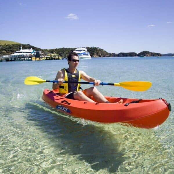 Kayaking, Bay of Islands